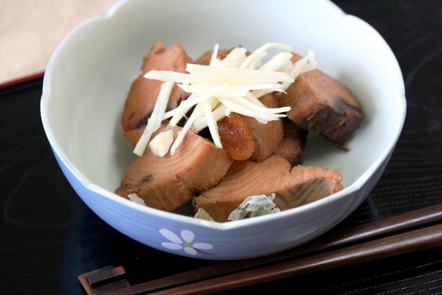 カツオの角煮 はちみつ風味