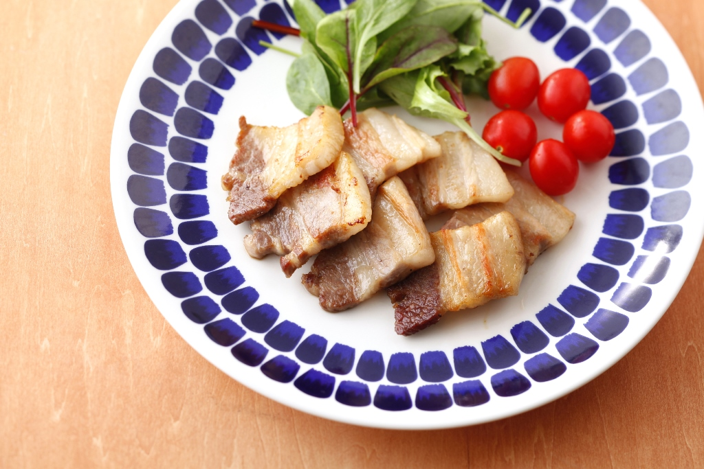 豚肉のはちみつスタミナ焼き