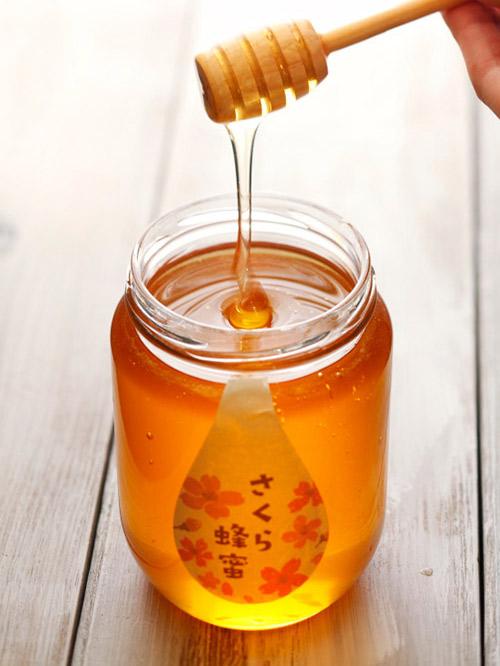 国産さくら蜂蜜