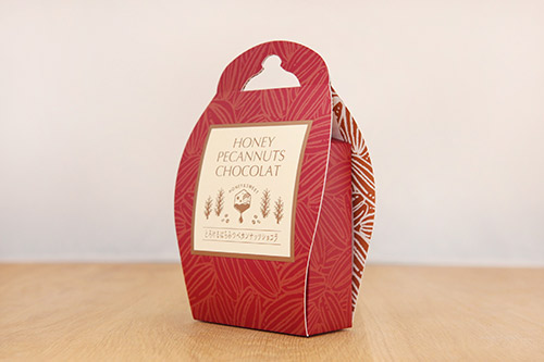 【バレンタイン限定BOX】とろける はちみつペカンナッツショコラ