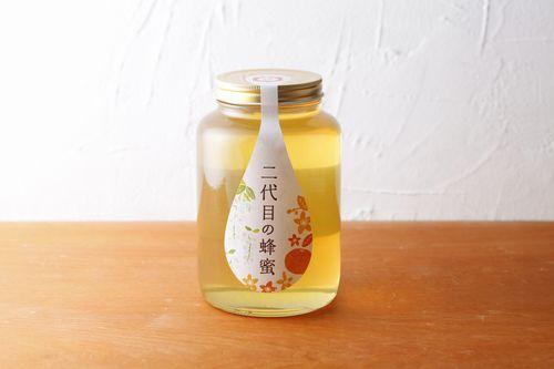 二代目の蜂蜜の2000gご購入者様へのプレゼント!