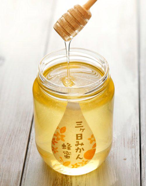 国産三ヶ日みかん蜂蜜
